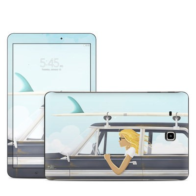 Samsung Galaxy Tab E Skin - Anticipation