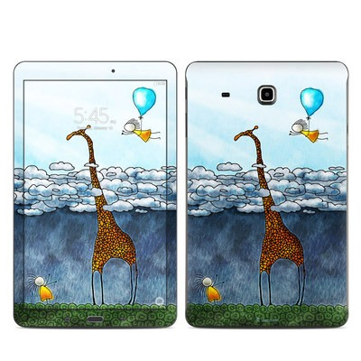 Samsung Galaxy Tab E Skin - Above The Clouds