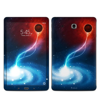 Samsung Galaxy Tab E Skin - Black Hole