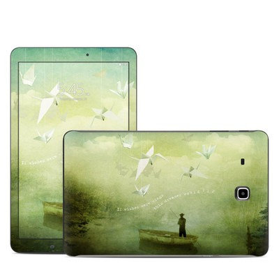 Samsung Galaxy Tab E Skin - If Wishes