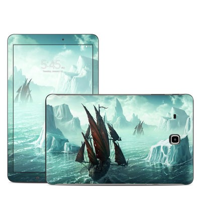 Samsung Galaxy Tab E Skin - Into the Unknown