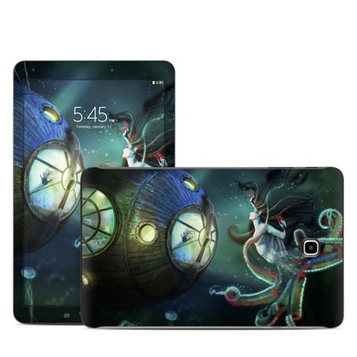 Samsung Galaxy Tab E Skin - 20000 Leagues