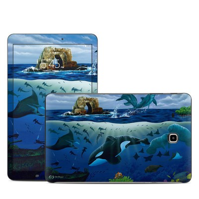 Samsung Galaxy Tab E Skin - Oceans For Youth