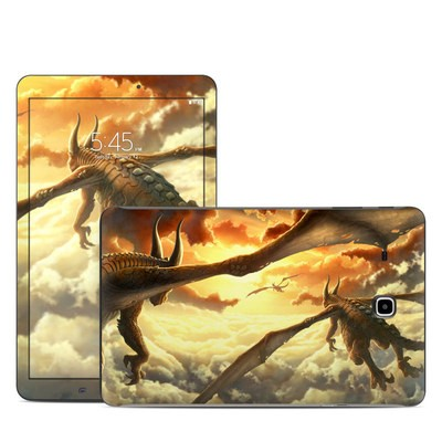Samsung Galaxy Tab E Skin - Over the Clouds