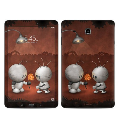 Samsung Galaxy Tab E Skin - Robots In Love