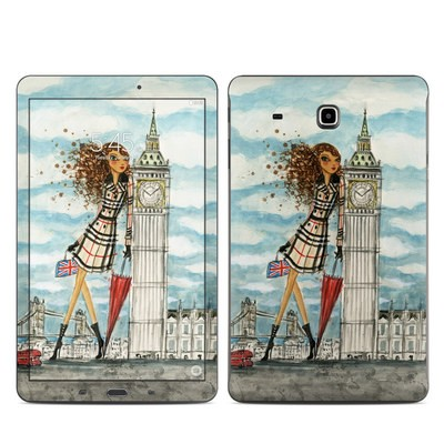 Samsung Galaxy Tab E Skin - The Sights London