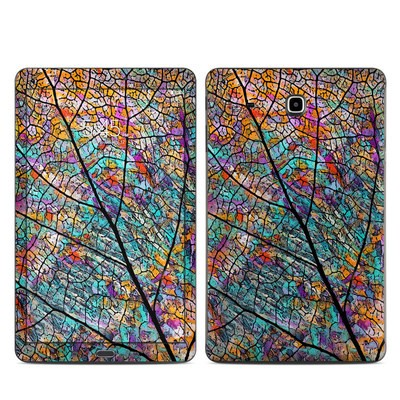 Samsung Galaxy Tab E Skin - Stained Aspen