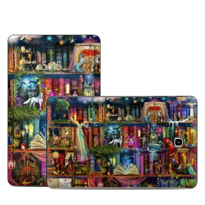 Samsung Galaxy Tab E Skin - Treasure Hunt