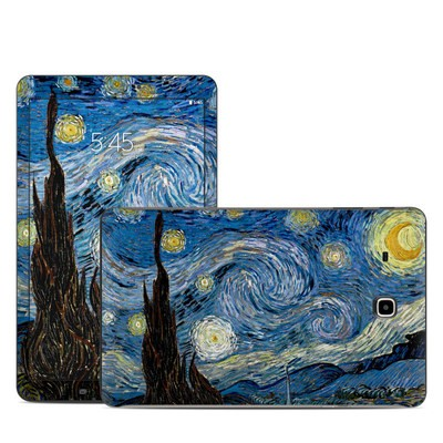 Samsung Galaxy Tab E Skin - Starry Night