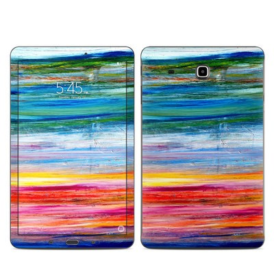 Samsung Galaxy Tab E Skin - Waterfall