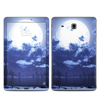 Samsung Galaxy Tab E Skin - Wintermoon