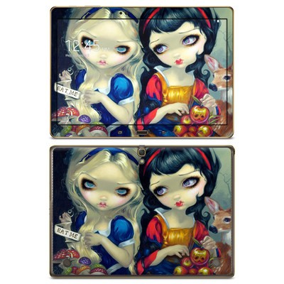 Samsung Galaxy Tab S 10.5in Skin - Alice & Snow White
