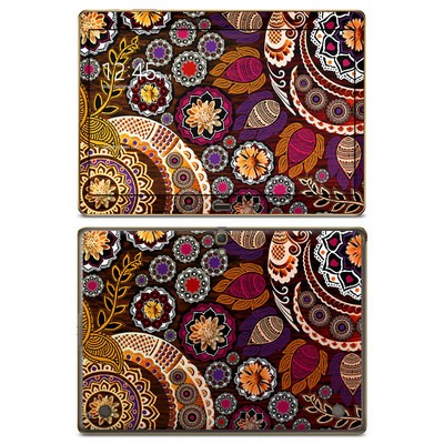 Samsung Galaxy Tab S 10.5in Skin - Autumn Mehndi