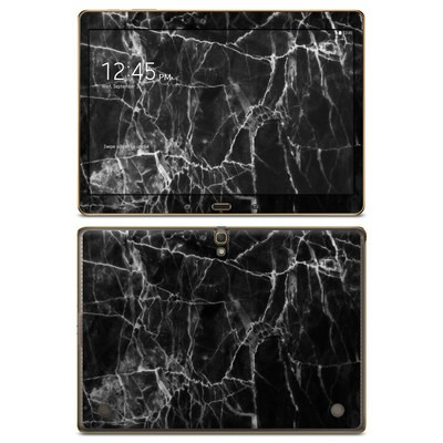 Samsung Galaxy Tab S 10.5in Skin - Black Marble