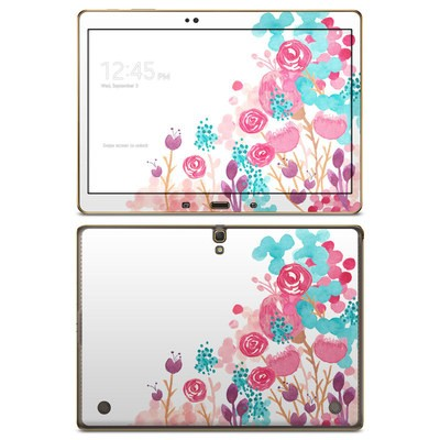 Samsung Galaxy Tab S 10.5in Skin - Blush Blossoms