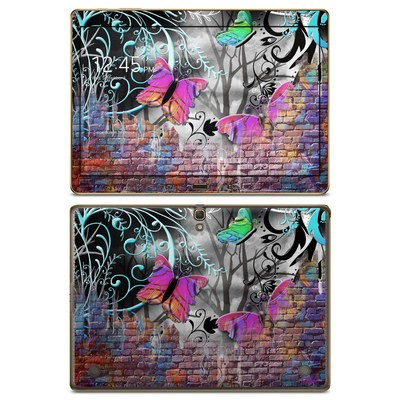 Samsung Galaxy Tab S 10.5in Skin - Butterfly Wall