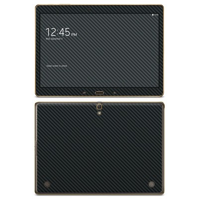 Samsung Galaxy Tab S 10.5in Skin - Carbon