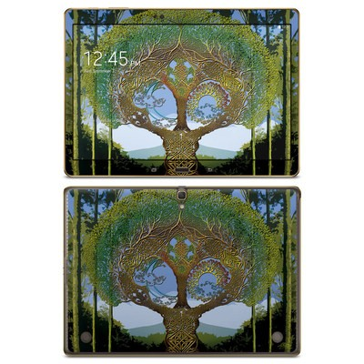 Samsung Galaxy Tab S 10.5in Skin - Celtic Tree