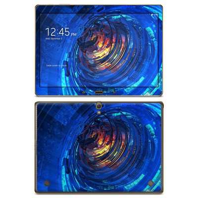 Samsung Galaxy Tab S 10.5in Skin - Clockwork