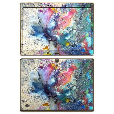 Samsung Galaxy Tab S 10.5in Skin - Cosmic Flower