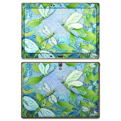Samsung Galaxy Tab S 10.5in Skin - Dragonfly Fantasy