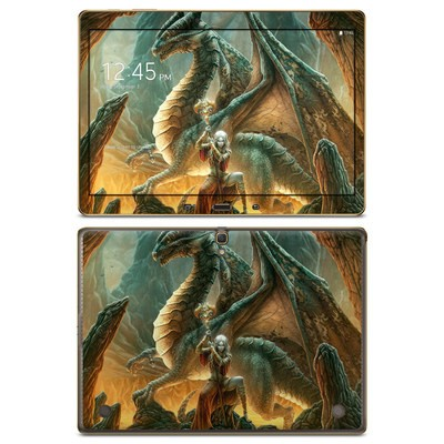 Samsung Galaxy Tab S 10.5in Skin - Dragon Mage