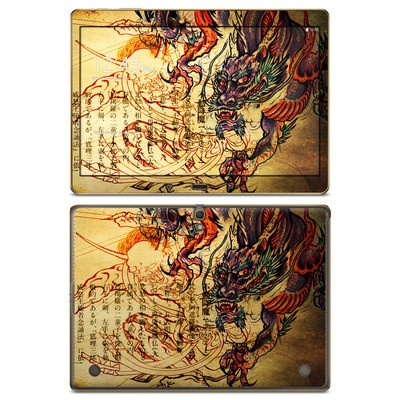 Samsung Galaxy Tab S 10.5in Skin - Dragon Legend