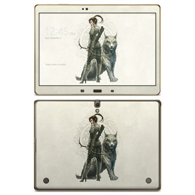 Samsung Galaxy Tab S 10.5in Skin - Half Elf Girl