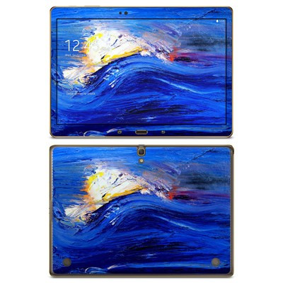 Samsung Galaxy Tab S 10.5in Skin - Feeling Blue