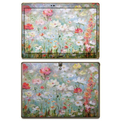 Samsung Galaxy Tab S 10.5in Skin - Flower Blooms