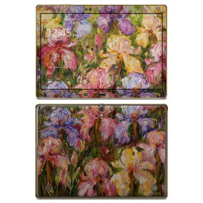 Samsung Galaxy Tab S 10.5in Skin - Field Of Irises
