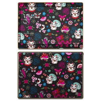 Samsung Galaxy Tab S 10.5in Skin - Geisha Kitty