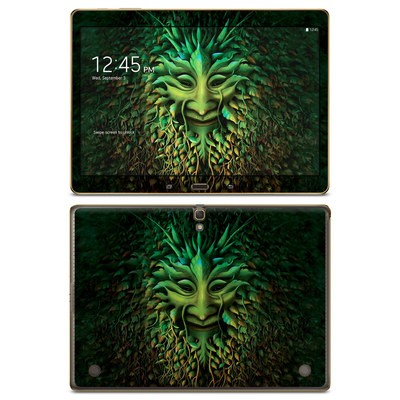 Samsung Galaxy Tab S 10.5in Skin - Greenman