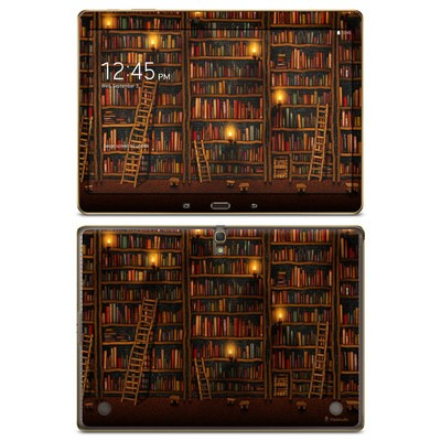 Samsung Galaxy Tab S 10.5in Skin - Library