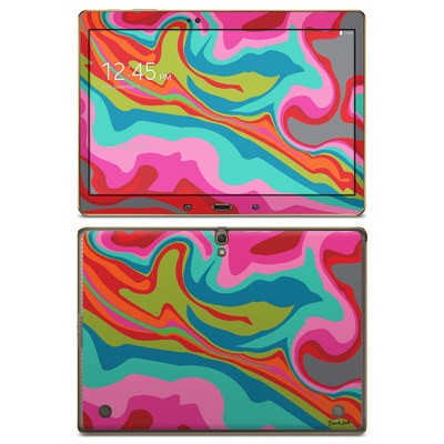 Samsung Galaxy Tab S 10.5in Skin - Marble Bright