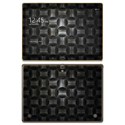 Samsung Galaxy Tab S 10.5in Skin - Metallic Weave