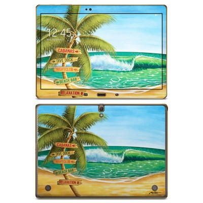 Samsung Galaxy Tab S 10.5in Skin - Palm Signs