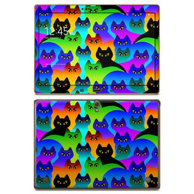Samsung Galaxy Tab S 10.5in Skin - Rainbow Cats
