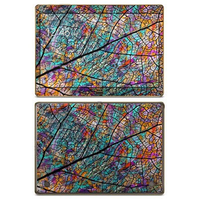 Samsung Galaxy Tab S 10.5in Skin - Stained Aspen