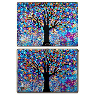 Samsung Galaxy Tab S 10.5in Skin - Tree Carnival