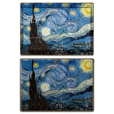 Samsung Galaxy Tab S 10.5in Skin - Starry Night
