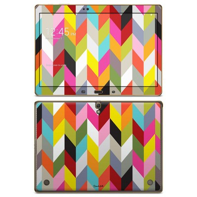 Samsung Galaxy Tab S 10.5in Skin - Ziggy Condensed