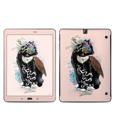 Samsung Galaxy Tab S2 9-7 Skin - Black Magic