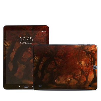 Samsung Galaxy Tab S2 9-7 Skin - Canopy Creek Autumn