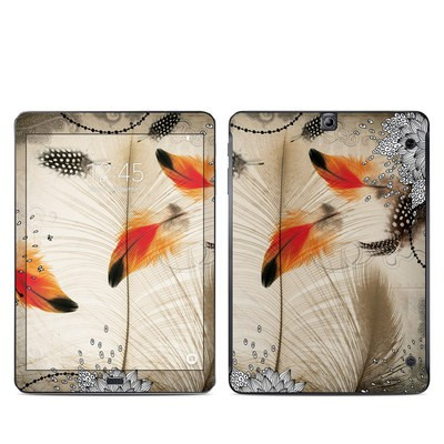 Samsung Galaxy Tab S2 9-7 Skin - Feather Dance
