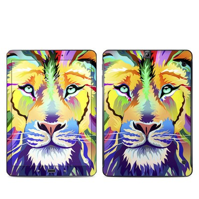 Samsung Galaxy Tab S2 9-7 Skin - King of Technicolor