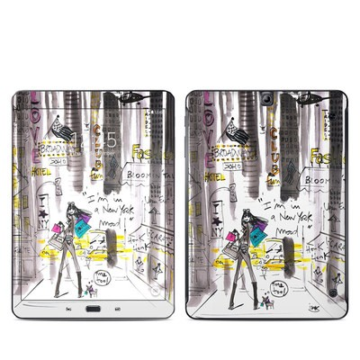Samsung Galaxy Tab S2 9-7 Skin - My New York Mood
