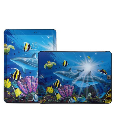 Samsung Galaxy Tab S2 9-7 Skin - Ocean Friends