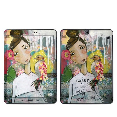 Samsung Galaxy Tab S2 9-7 Skin - Seeker of Hope