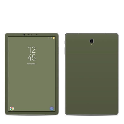 Samsung Galaxy Tab S4 Skin - Solid State Olive Drab